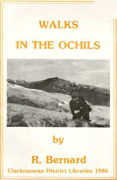 Walk in the Ochils
