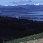 Strathearn from above Coulshill